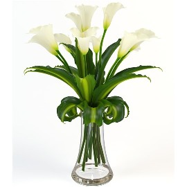 Elegance Style in Vase