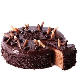 Modern Chocolate Cake